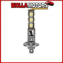 98221 LAMPA 24/28V HYPER-LED 39 - 13 SMD X 3 CHIPS - (H1) - P14,5S - 1 PZ - D/BLISTER - BIANCO