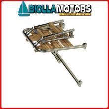 0511501 PLANCIA/SCALETTA 3GR Plancette Tinox con Scaletta