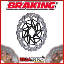 WK144L DISCO FRENO ANTERIORE SX BRAKING KTM SUPER DUKE GT ABS 1290cc 2016 WAVE FLOTTANTE