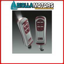 1215305 PULSANTIERA 6P LED Q Pulsantiere Stagne Multiuso HRC