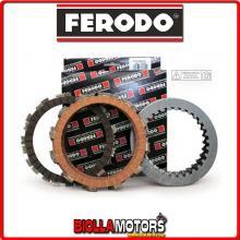 FCS0608/3 SERIE DISCHI FRIZIONE FERODO APRILIA CLASSIC 50 50CC 1992-1999 CONDUTTORI + CONDOTTI RACE