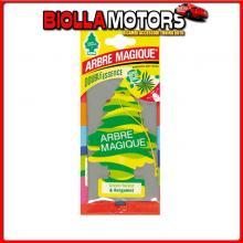 TA102306 ARBRE MAGIQUE ARBRE MAGIQUE - GREEN FOREST & BERGAMOT