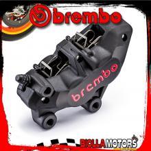 XA32950 PINZA FRENO SX ASSIALE BREMBO SUPERMOTARD P4 Ø34 65mm [ANTERIORE]