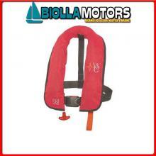 3013904 CINTURA SKIPPER 150N AUTO RED Cintura Autogonfiabile Skipper 150N