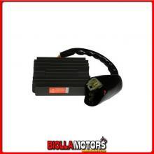 1759603 REGOLATORE DI TENSIONE MOTO MORINI Scrambler 1200CC 2009/2010 12V trifase 7 cavi 12V/CC equivalente SH 579A-11/H 689-DA/
