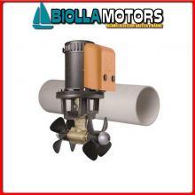 4735165 KIT BOWPROP DOPP Q185-65 12V JOYSTICK Kit Completo Bow Propeller Quick