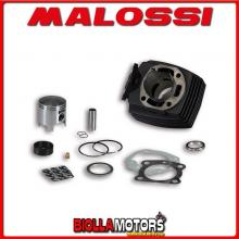 318384 GRUPPO TERMICO MALOSSI 65CC D.45,5 PEUGEOT 103 SP [104 -105] - VOGUE 50 2T GHISA -