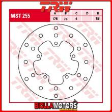 MST255 DISCO FRENO ANTERIORE TRW Derbi GP1 50 Race 2005-2007 [RIGIDO - ]
