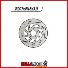 659600 DISCO FRENO ANTERIORE NG ALFER Mini 50CC 2001/2002 600 207-60-45-3-5-6,5 (fisso)
