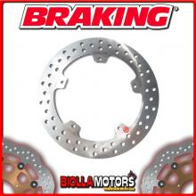 RF8520 REAR BRAKE DISC BRAKING PEUGEOT GEOPOLIS 250cc 2006-2009 FIXED
