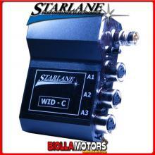 WC3AZX1016 Modulo STARLANE Espansione Wireless per Corsaro con N? 3 ingressi analogici generici + Linea CAN BUS. Plug & Play per