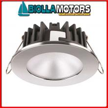 2149304 LUCE LED KAI XPLP-4W-IP66 INOX SATINATO Faretto Kai XPHP - IP66