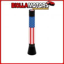40269 PILOT FLAG - 8 CM - USA