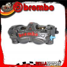 XB2P711 PINZA FRENO DX RADIALE BREMBO CNC ENDURANCE P4 Ø30/34 108mm [ANTERIORE]