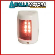 2113364 FANALE LED GREEN WHITE< Fanali di Navigazione (CE) Mini LED White