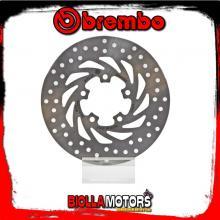 68B40732 DISCO FRENO ANTERIORE BREMBO APRILIA SCARABEO 1998-2005 50CC FISSO