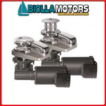 1203765 WINCH DYLAN 1700 24V 10 LOW Verricello Salpa Ancora Dylan H-1500/1700