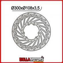 659867 DISCO FRENO ANTERIORE NG APRILIA SX (PV00/PVA00) 50CC 2006/2011 867