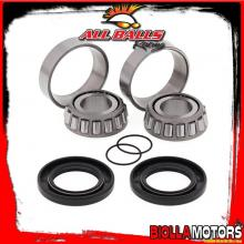 28-1058 KIT CUSCINETTI PERNO FORCELLONE Yamaha VMX12 V-Max 1200cc 2007- ALL BALLS