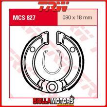 MCS827 GANASCE FRENO ANTERIORE TRW Yamaha TT-R 50 E 2006- [ORGANICA- ]