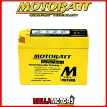 MBT4BB BATTERIA MOTOBATT YT4B-BS AGM E06018 YT4BBS MOTO SCOOTER QUAD CROSS