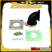 25536800 COLLETTORE ASPIRAZIONE PINASCO D.26/28/30 CARTER SLAVE PIAGGIO VESPA GT 125