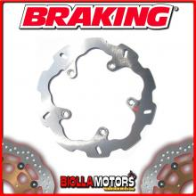 WF7525 DISCO FRENO POSTERIORE BRAKING BMW R 1200 GS 1200cc 2013-2014 WAVE FISSO