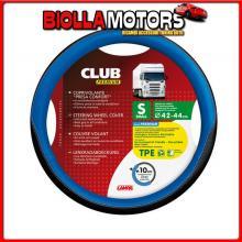 98905 LAMPA CLUB, COPRIVOLANTE PRESA CONFORT IN TPE - S - ? 42/44 CM - BLU