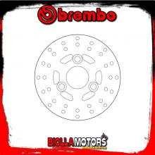 68B40710 DISCO FRENO ANTERIORE BREMBO GILERA EASY MOVING 1997- 50CC FISSO