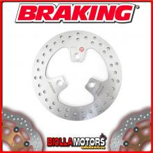 RF8131 FRONT BRAKE DISC SX BRAKING PEUGEOT DJANGO (Rear Drum Model) 50cc 2015-2016 FIXED