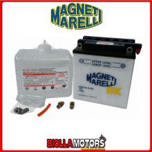 MOB10L-B/SM BATTERIA MAGNETI MARELLI YB10L-B CON ACIDO YB10LB MOTO SCOOTER QUAD CROSS