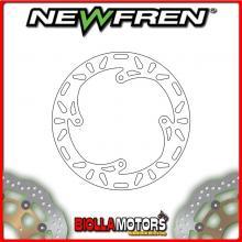 DF5160A DISCO FRENO POSTERIORE NEWFREN KTM SX 85cc 2003-2010 FISSO