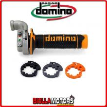 5204.03-00 COMANDO GAS ACCELERATORE KRK CON MANOPOLE OFF ROAD DOMINO KTM 250 EXC RACING SIX DAYS 250CC 03 59002010200