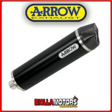 71811AKN MARMITTA ARROW MAXI RACE-TECH BMW R 1200 R 2011-2014 DARK/CARBONIO