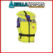 3013140 GIUBBETTO ANTILLE SIMPSON XXS 15-30KG Giubbetto Salvagente Kid 100