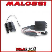 5513196 CENTRALINA MALOSSI TC UNIT DERBI GP1 50 2T LC RPM CONTROL K15 COMPLETA DI BOBINA -