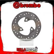 68B40715 DISCO FRENO ANTERIORE BREMBO PEUGEOT SPEEDAKE (BREMBO CALIPER) 1998- 50CC FISSO