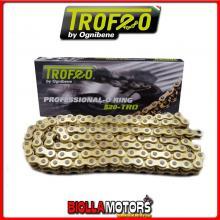 201510120 CATENA TRASMISSIONE TROFEO TRO PASSO 520 - MAGLIE 120 O-RING G&G