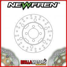 DF4021A DISCO FRENO ANTERIORE NEWFREN MBK CW 50cc BOOSTER SPIRIT 1999- FISSO