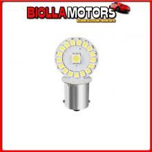 98352 LAMPA 24/28V HYPER-LED 102 - 34 SMD X 3 CHIPS - (P21W) - BA15S - 2 PZ - D/BLISTER - BIANCO