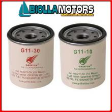 4125561 GRF G5/10 FILTER ELEMENT< Cartucce per Filtri Separatori Diesel Griffin