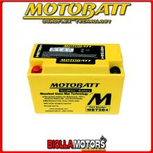 MBT9B4 BATTERIA MOTOBATT YT9B4 AGM E06022 YT9B4 MOTO SCOOTER QUAD CROSS