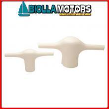 3841008 COPRICROCETTE D7/8 PVC Copricrocette in PVC