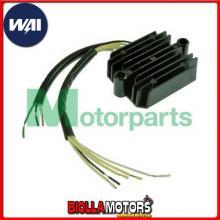S1003U REGOLATORE DI TENSIONE WAI Honda CB750L 1979- 748cc w/3-wire & 5-wire harness, no plug