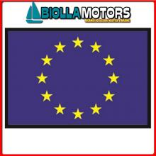 3401540 BANDIERA UNIONE EUR 40X60CM Bandiera Unione