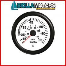 2360582 INDICATORE VEL WHITE 60KN GPS Indicatori Velocità Uflex Ultra White