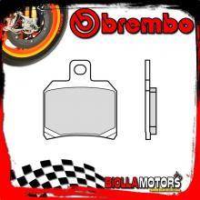 07BB20CC PASTIGLIE FRENO POSTERIORE BREMBO MV AGUSTA F3 2013-2014 675CC [CC]