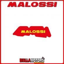 1411778 SPUGNA FILTRO ARIA MALOSSI DERBI GP1 50 2T LC RED SPONGE PER FILTRO ORIGINALE -