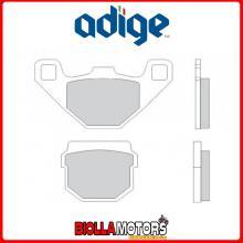P.030ASX PASTIGLIE FRENO ANTERIORE ADIGE CAN-AM DS 90 X 08- (ORGANICHE)
