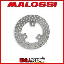 628960 DISCO FRENO MALOSSI HONDA DIO G 50 2T (AF18E) D. ESTERNO 162 - SPESSORE 3,5 MM -